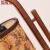 木縁人现代简约中国式テールブルップ実木仿古书房房房餐厅书テルブランプ暖かい寝室の寝床ベッドベッドベッドサポート2071