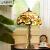 芸品人生ティファニー欧式テーブルプ寝室ベッドヘッドデザインデザインデザインデザイン50 cmブループ
