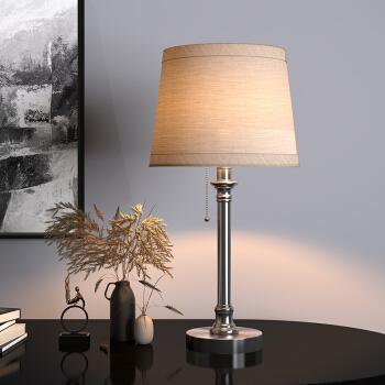 米沃北欧小テ-ブラーン寝室简约近代的なアメリカ式の复古的なヨーロッパ式の軽くて赘沢で暖かい结婚ベッドヘッドランプMWD S 255-L